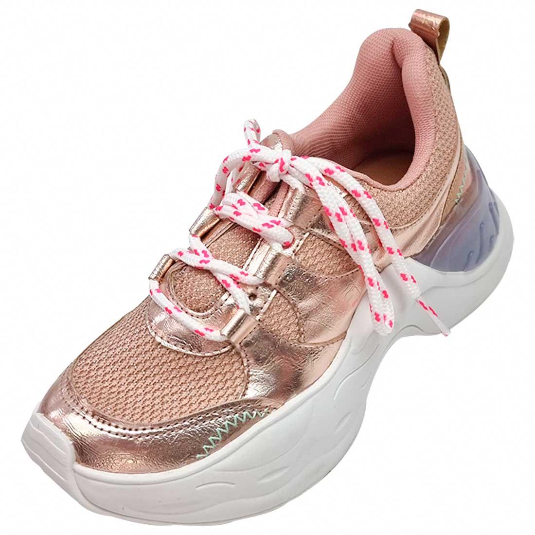 Tênis Chunky Comfort - Rosé