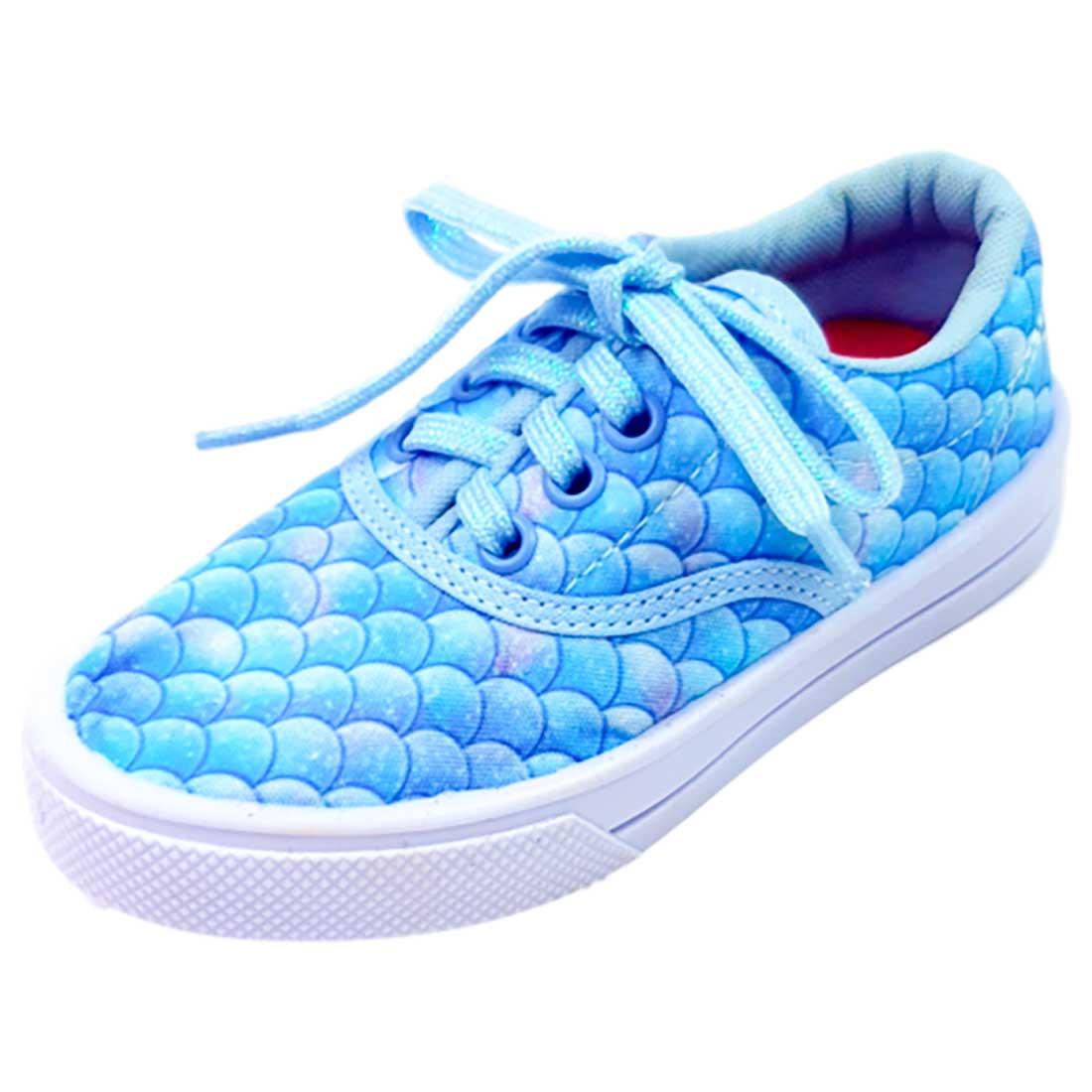 Tênis Kids Sereia - Azul