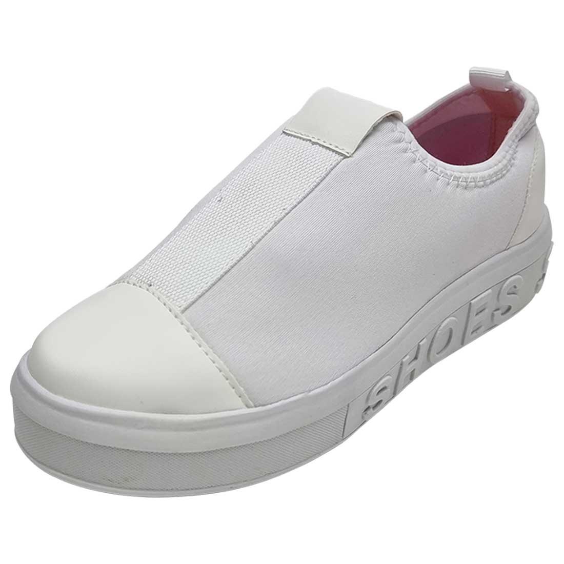 Tênis Meia Comfort Neoprene Shoes - Branco