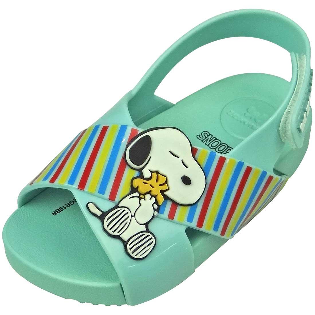 Zaxy Snoopy Baby - Verde Água