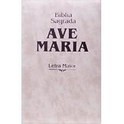 Bíblia Letra MAIOR zíper strike (rosa)