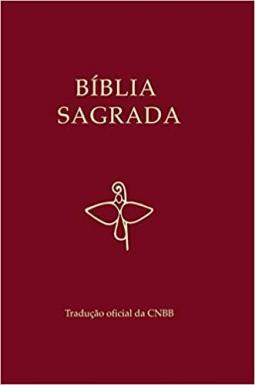 Bíblia Sagrada Trad.Ofic.CNBB(vinho)
