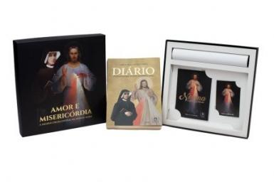 Box Diário de Santa Faustina