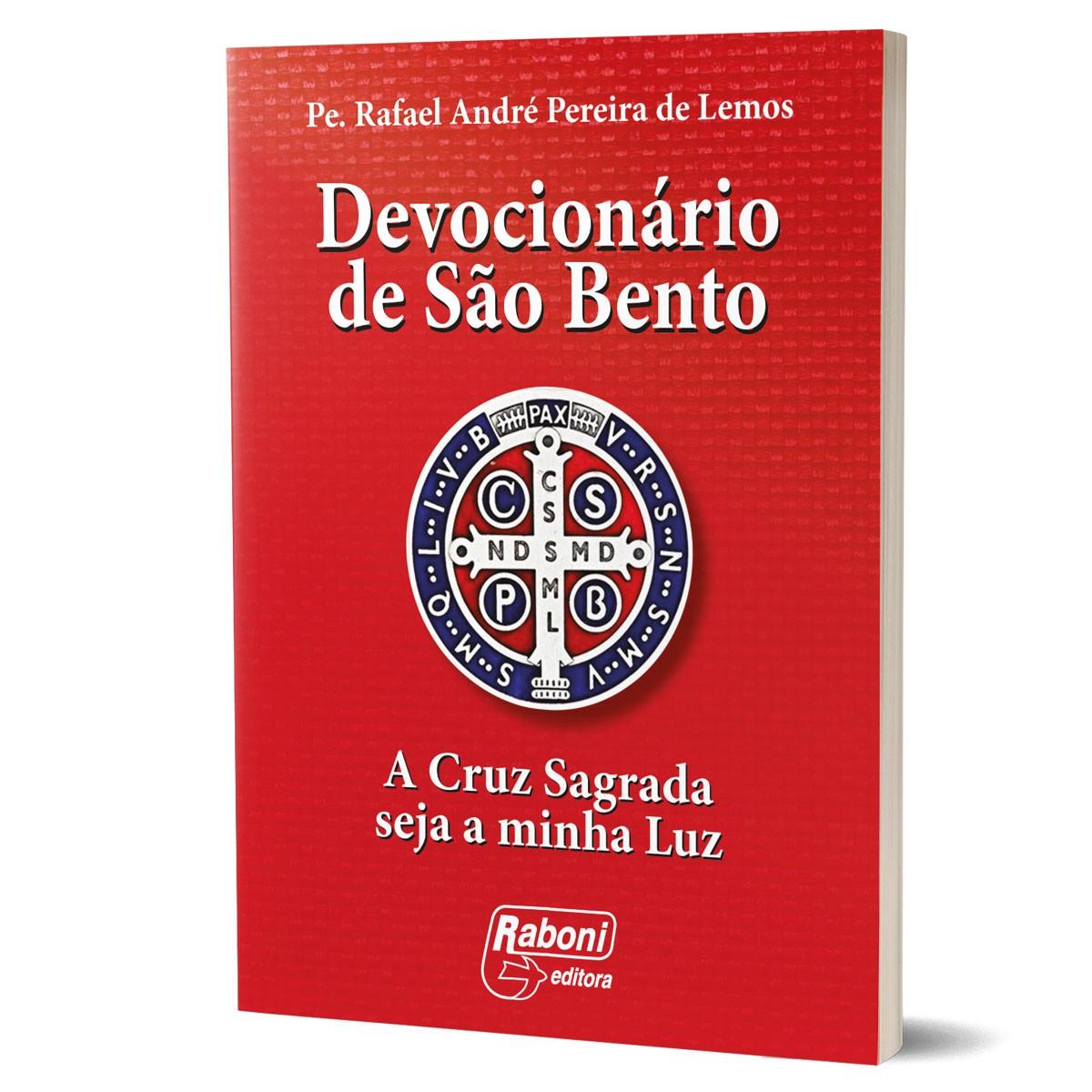 DEVOCIONÁRIO DE SÃO BENTO (KIT C/2 UNID.)