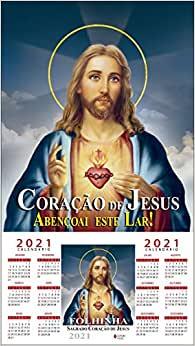 Folhinha Sagrado Coração de Jesus