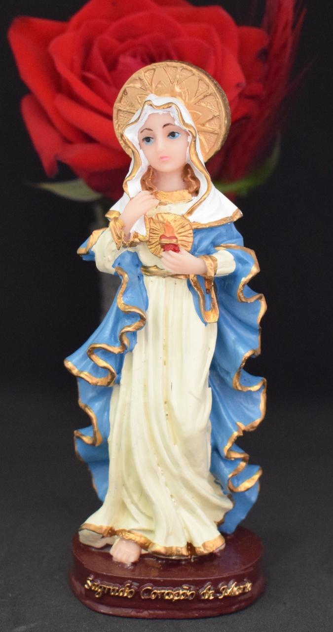 Sagrado Coração de Maria 15cm