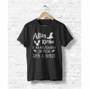 COMBO Allan Kardec (5 camisetas)