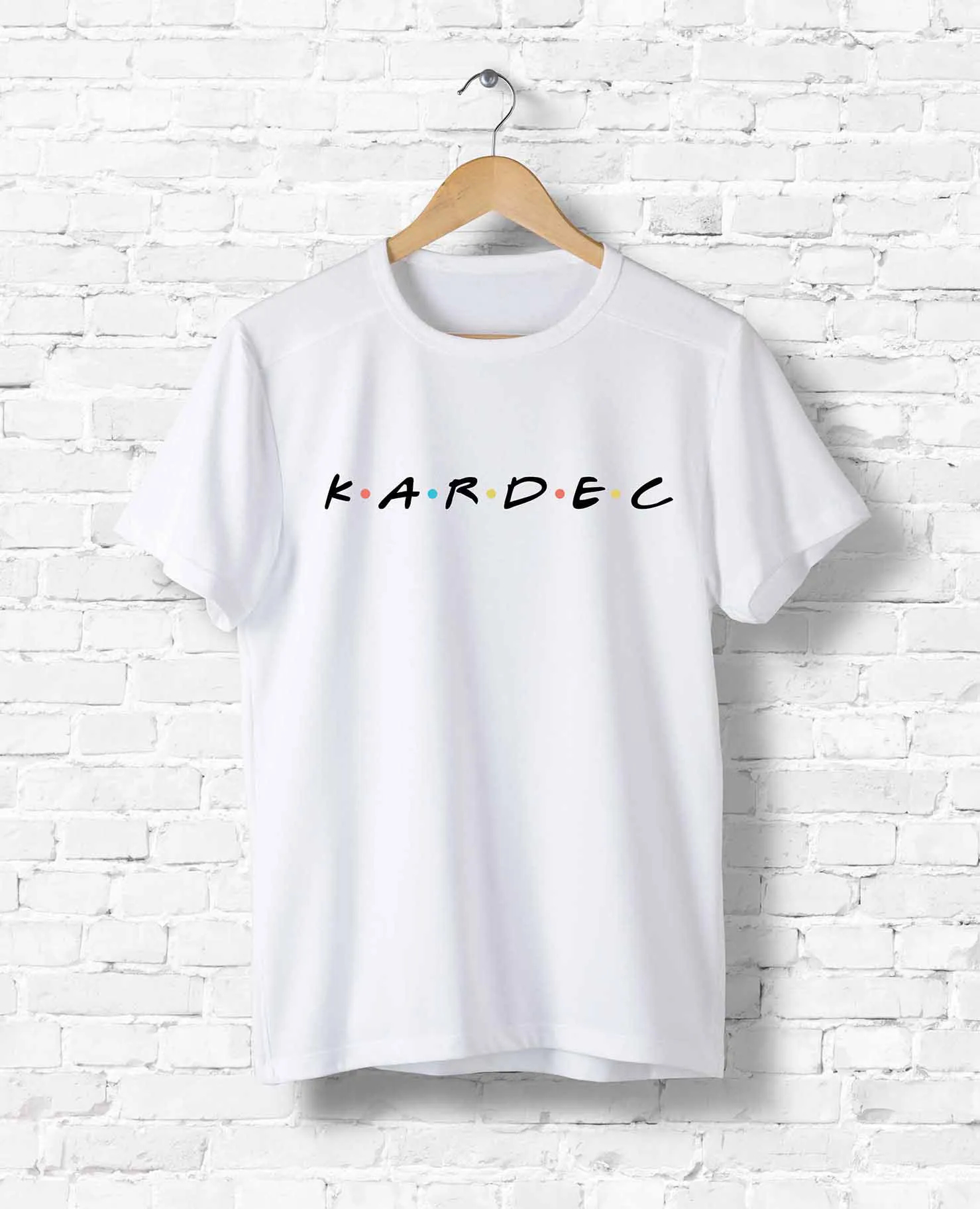 Camiseta Kardec (Friends)