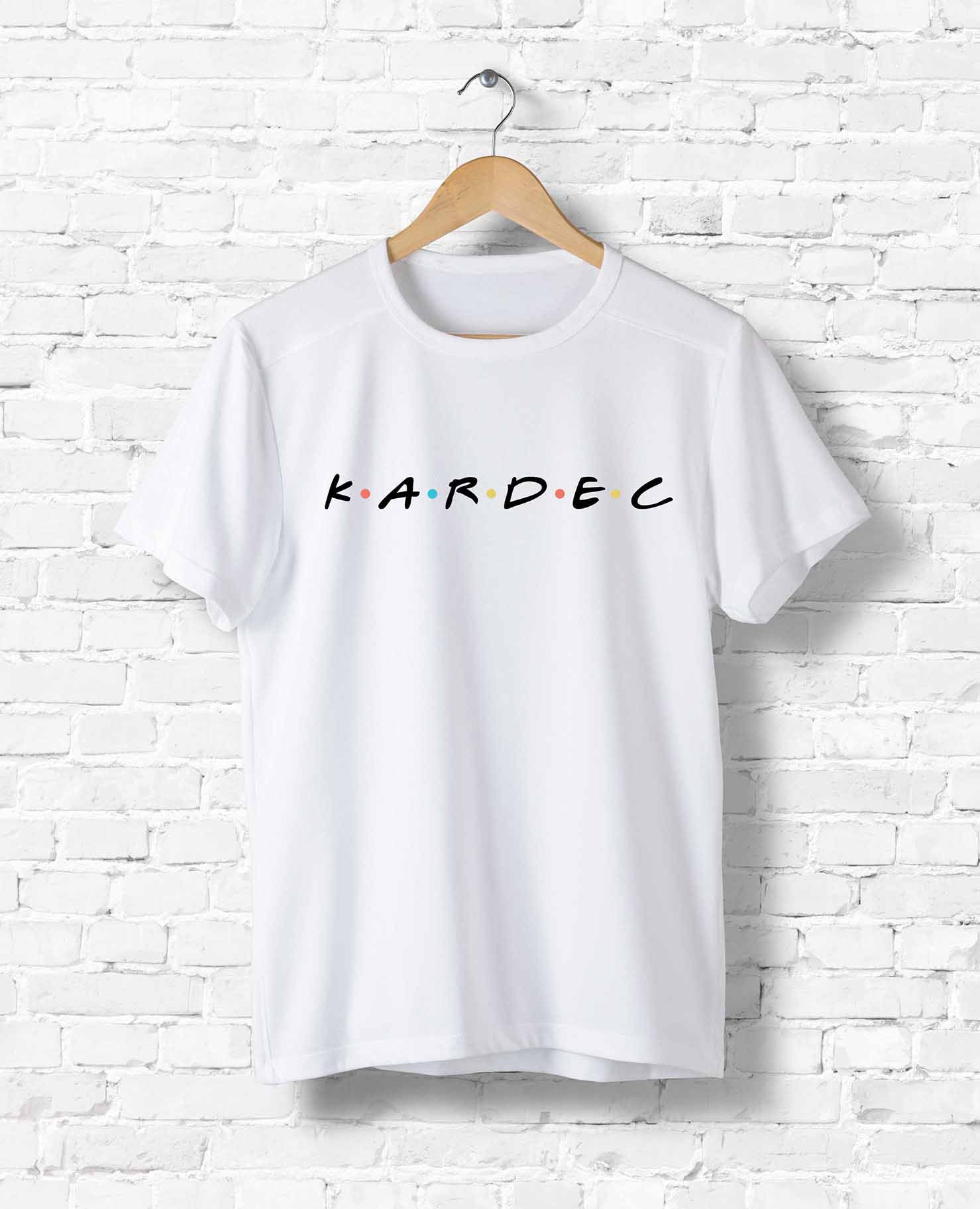 Camiseta Kardec (Friends)