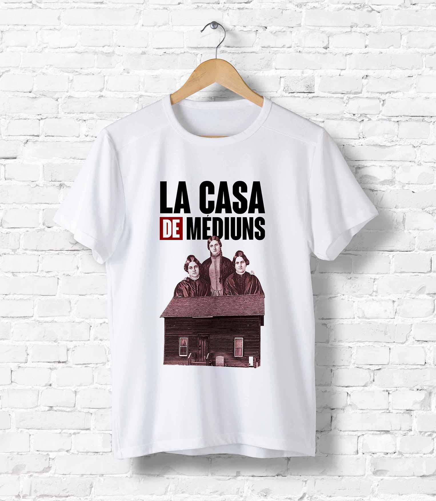 Camiseta La Casa de Médiuns