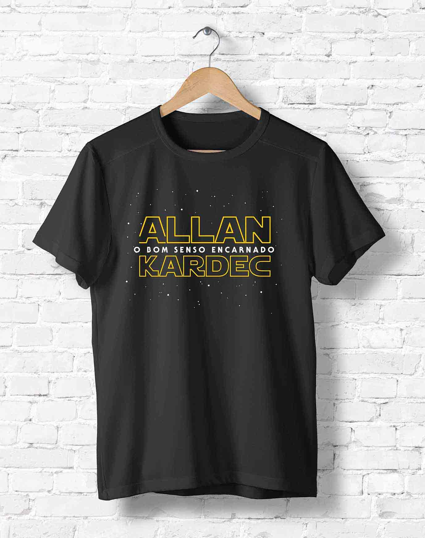 COMBO Allan Kardec - O bom senso encarnado (camiseta + caneca)