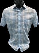 Camisa manga curta 100% algodão