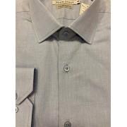 Camisa manga longa fil a fil