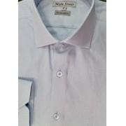 Camisa manga longa fio 120 egípcio