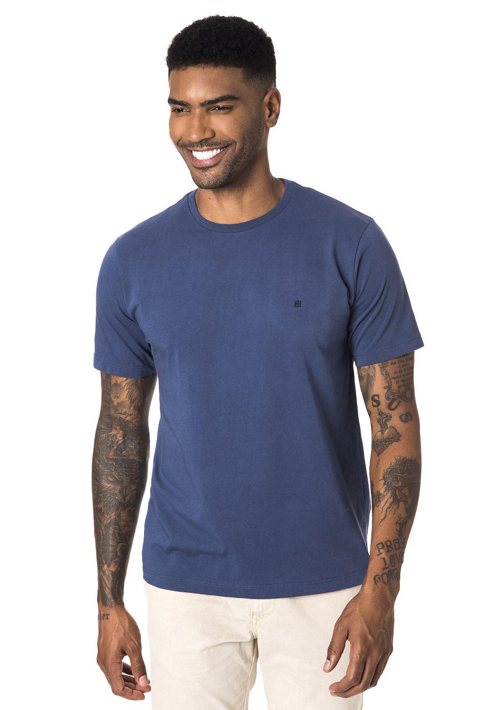 Camiseta T-shirt 100% algodão High Stil