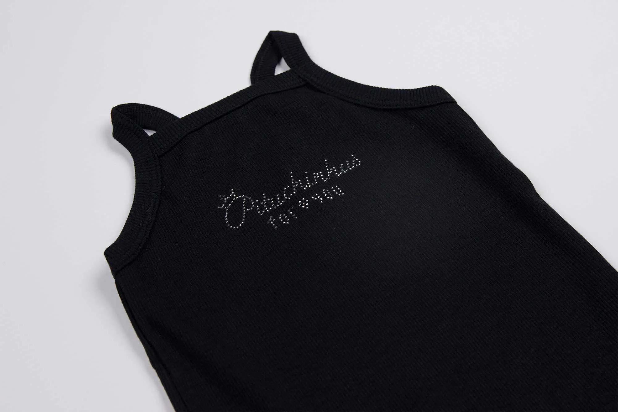 Blusa Alça Rib Pituchinhus For You Pituchinhus Premium