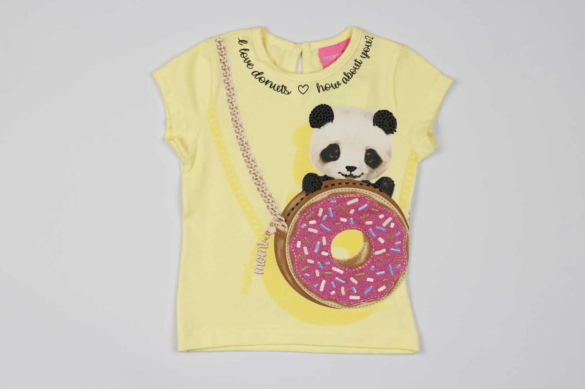 Blusa Beauty Panda Momi
