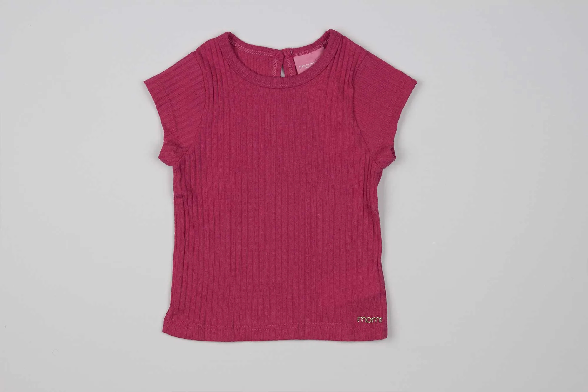 Blusa Canelada - Momi