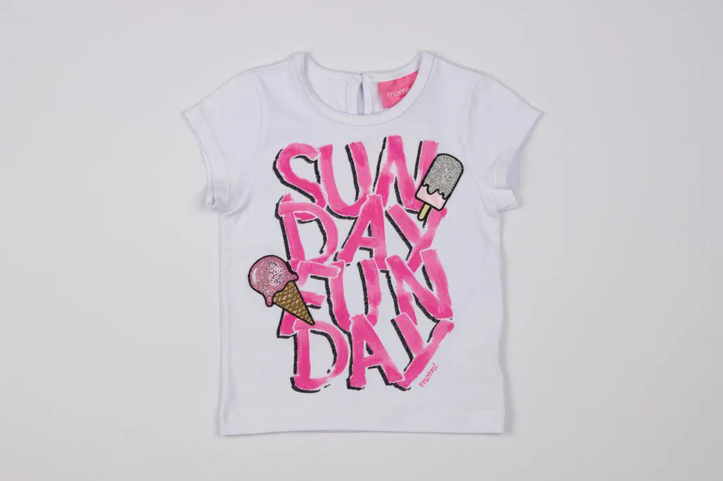 Blusa Sunday Funday Momi