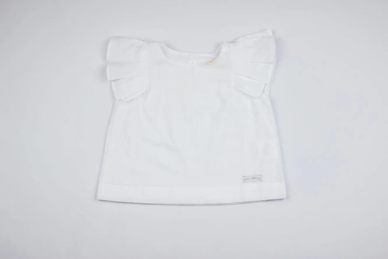 Blusa Vanilla Branco Green