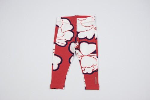 Calça Legging Coral Vermelha Green