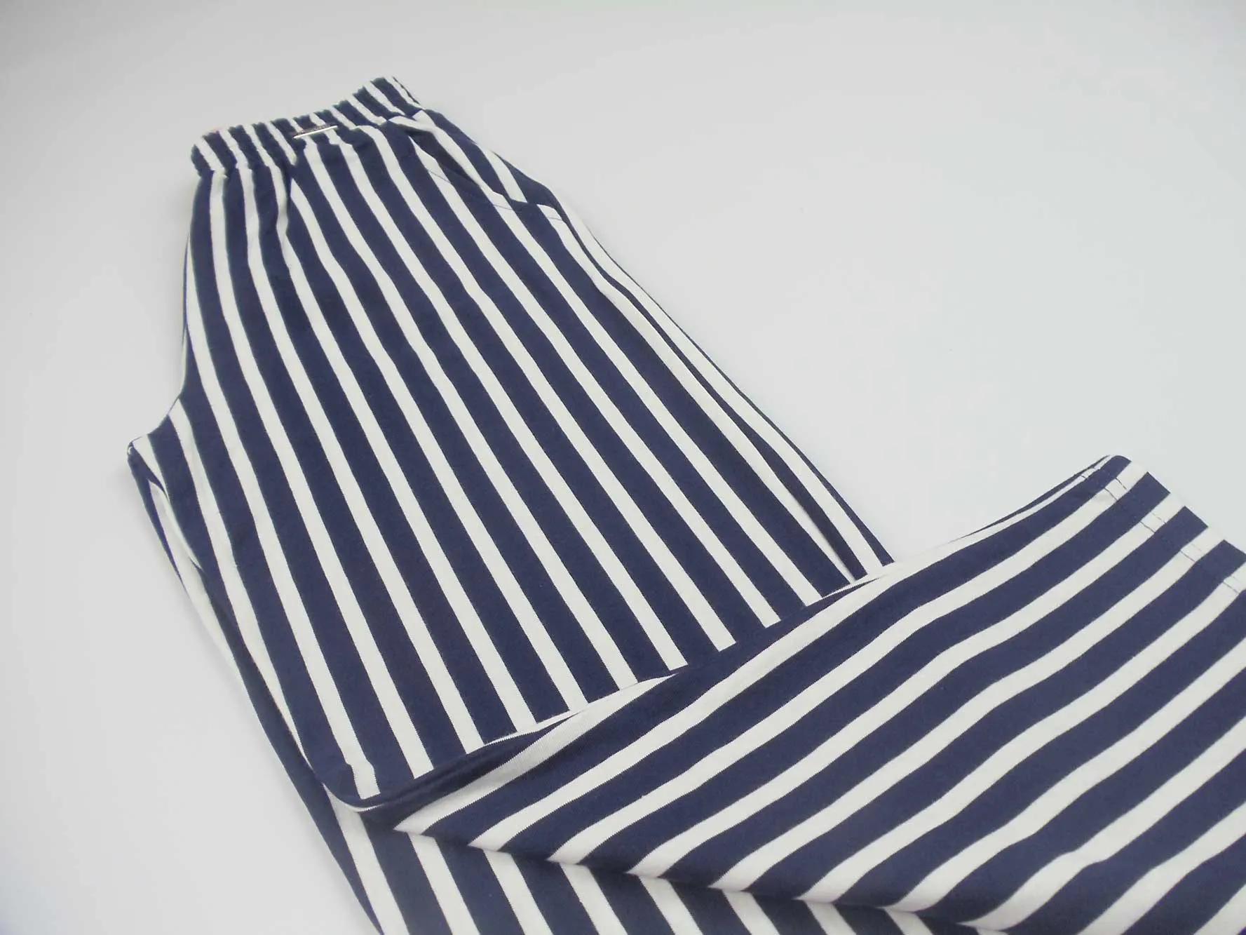 Calça Malha Listrada Pituchinhus Premium