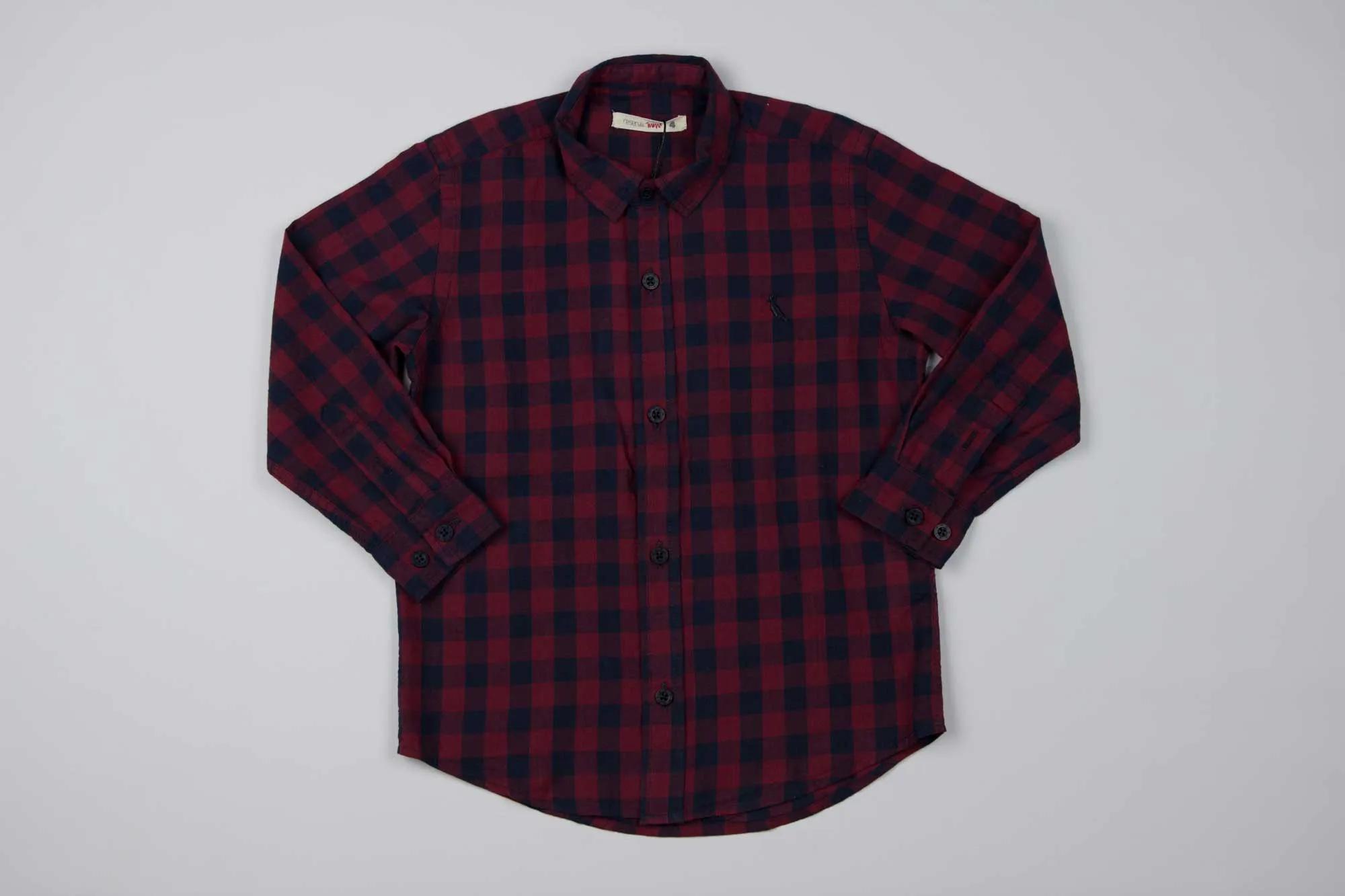Camisa Barcelona Reserva Mini