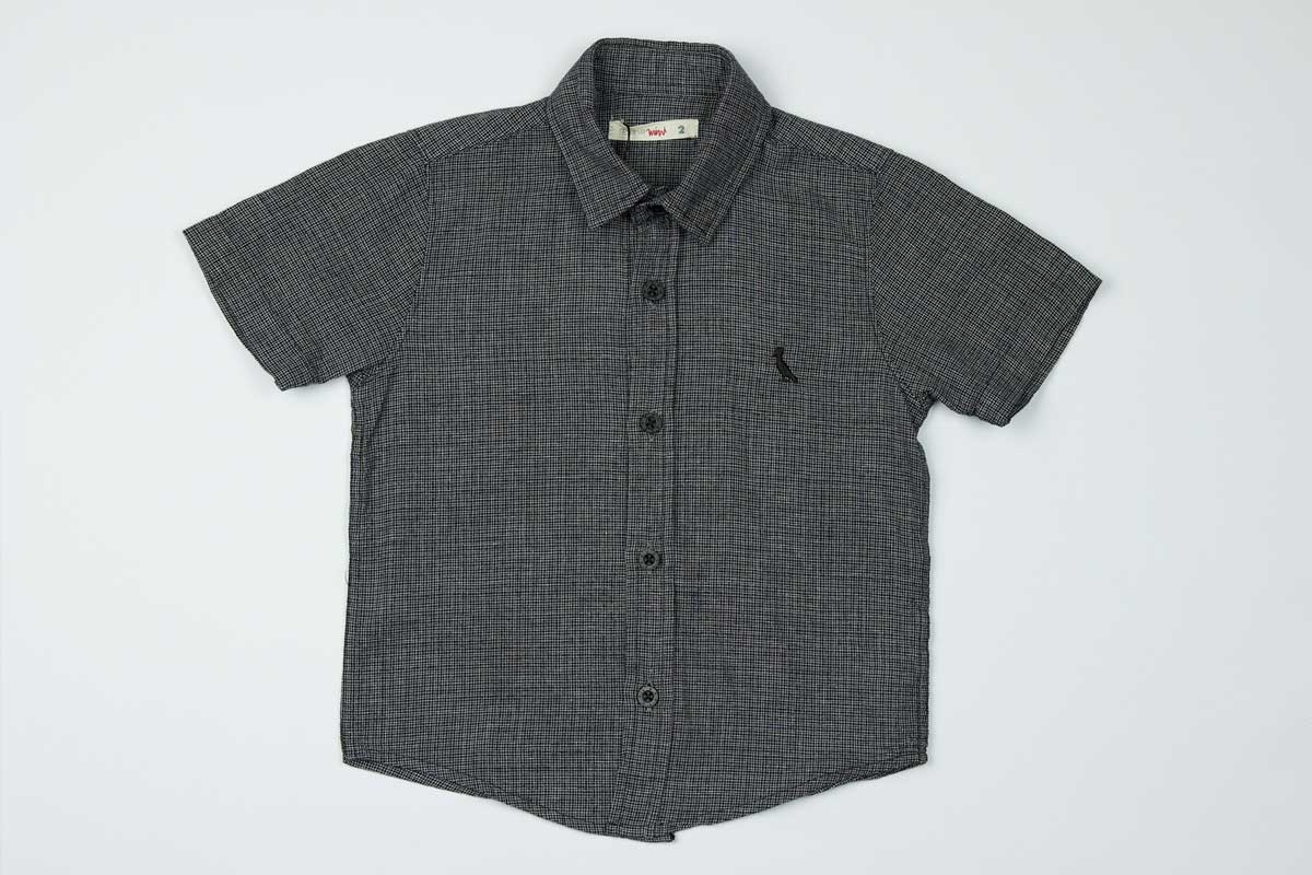 Camisa Croácia MC Reserva Mini