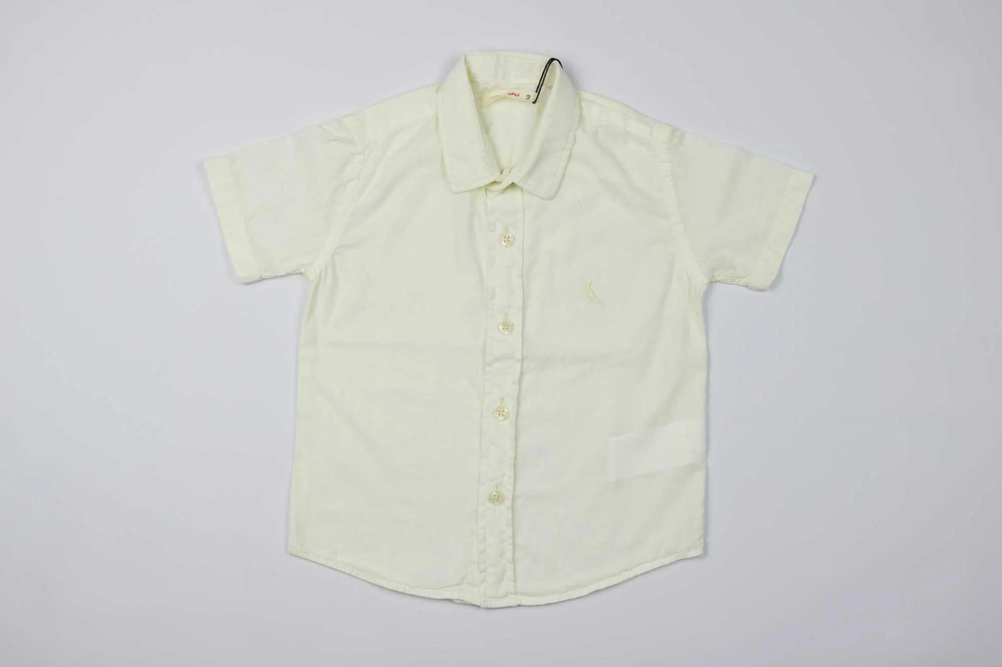 Camisa Leve MC Verano Reserva Mini