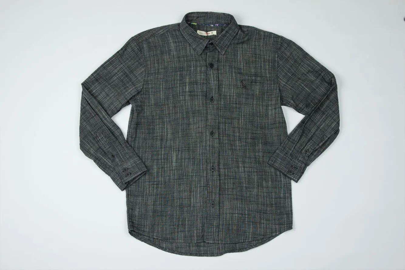 Camisa ML  Brasa Reserva Mini