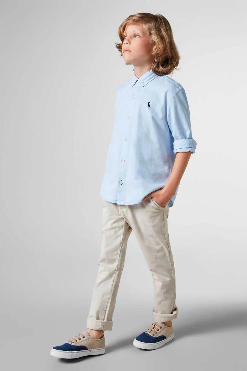 Camisa Oxford Reserva Mini