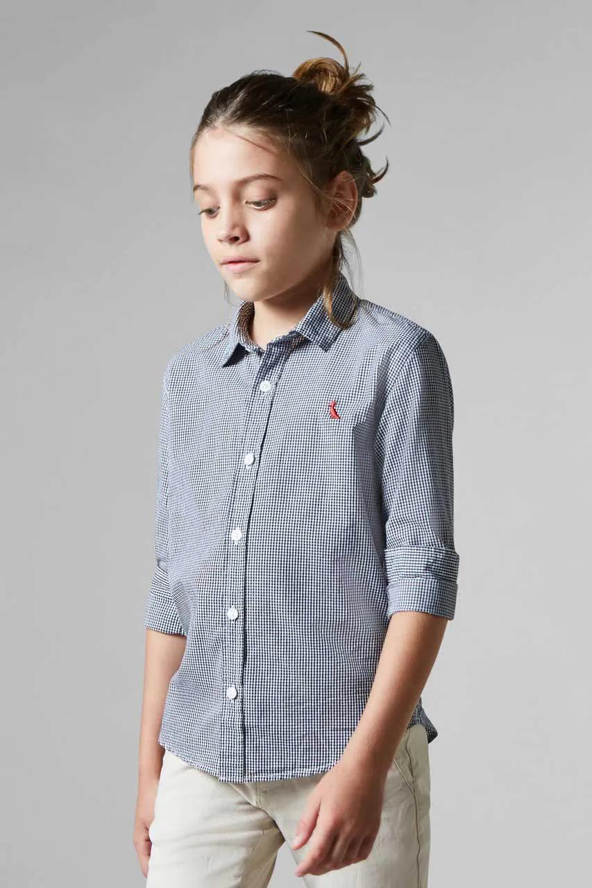 Camisa Vichy Reserva Mini