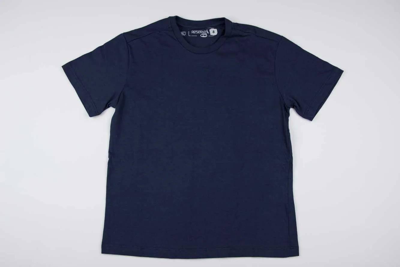 Camiseta Básica  Mescla Reserva Mini
