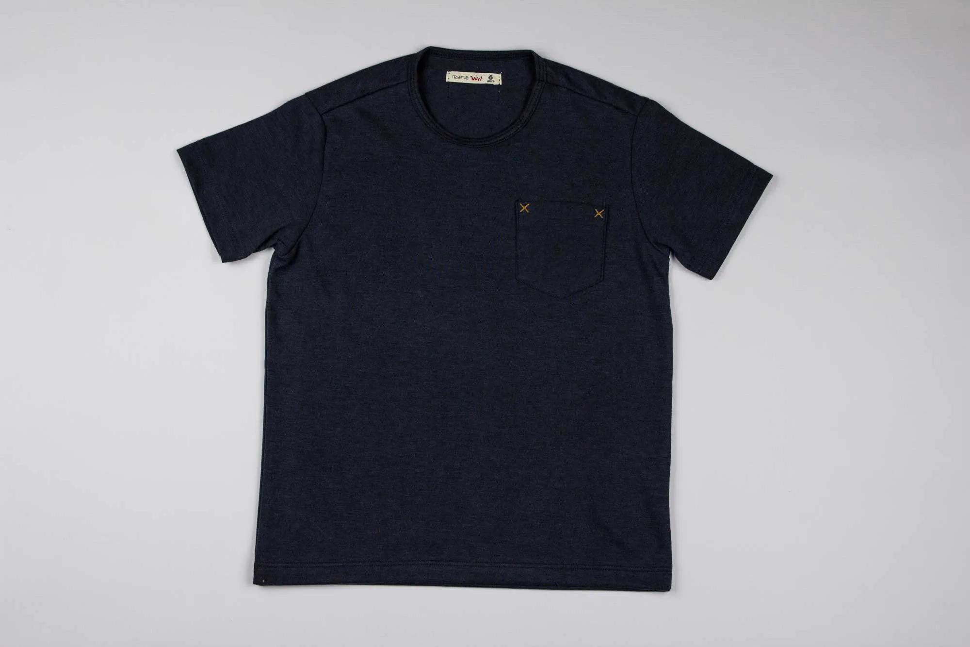 Camiseta Bolso Binado Reserva Mini