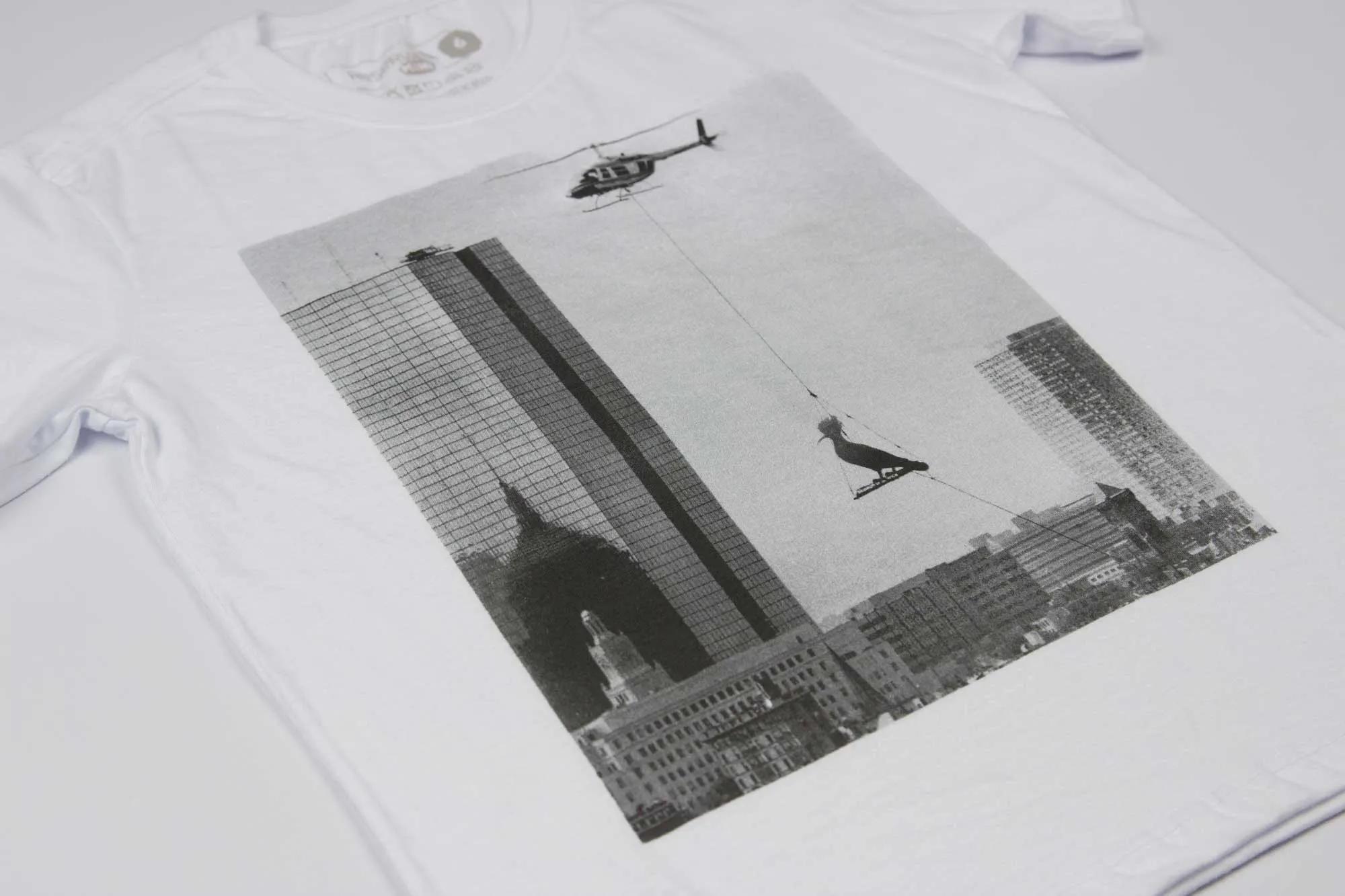 Camiseta Estampa Pica Pau Aéreo Reserva Mini