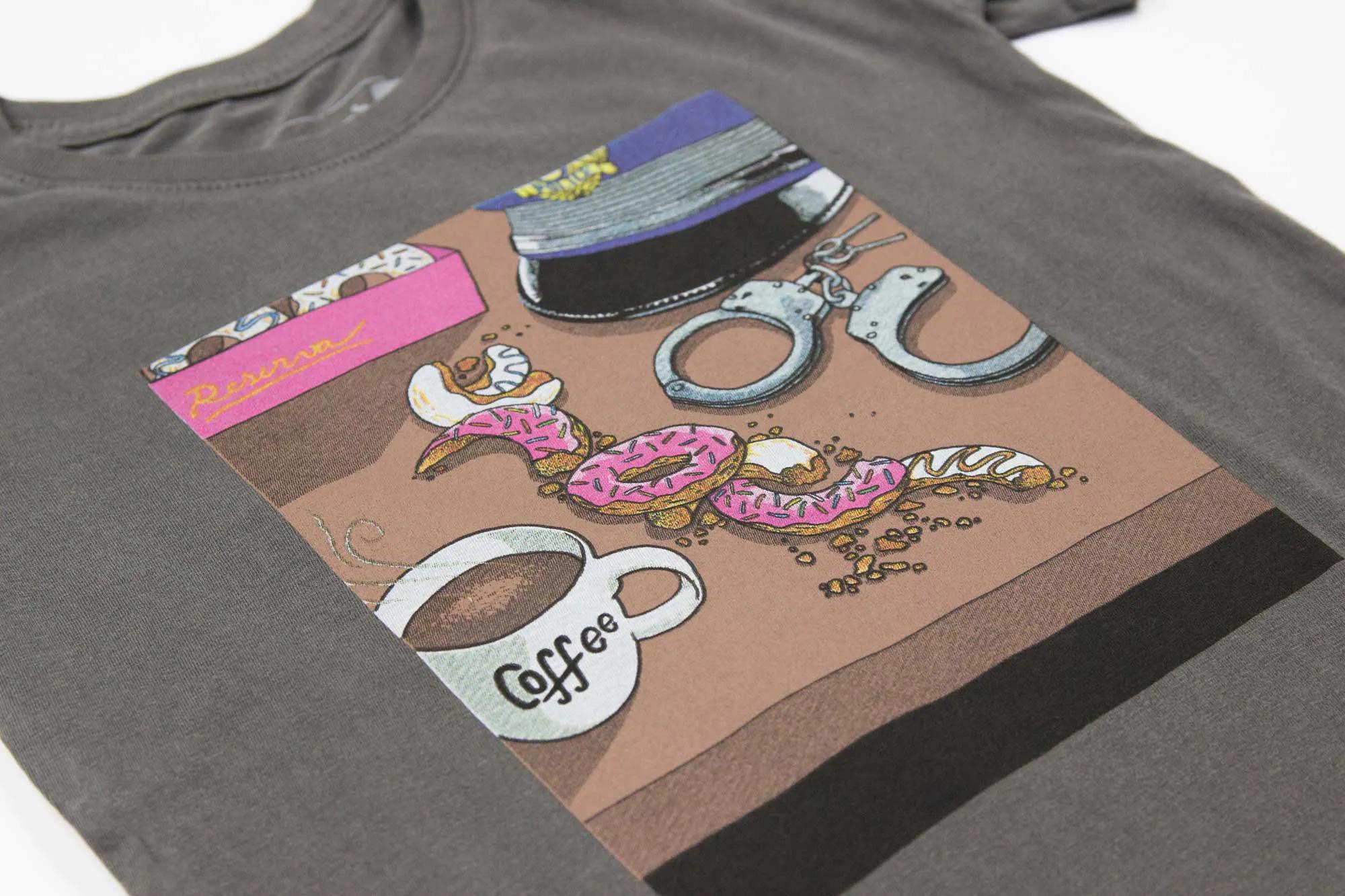 Camiseta Estampada Pica Donut Reserva Mini