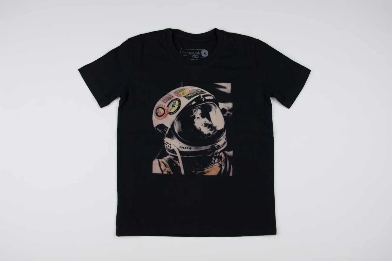 Camiseta Estampada Viajante Reserva Mini