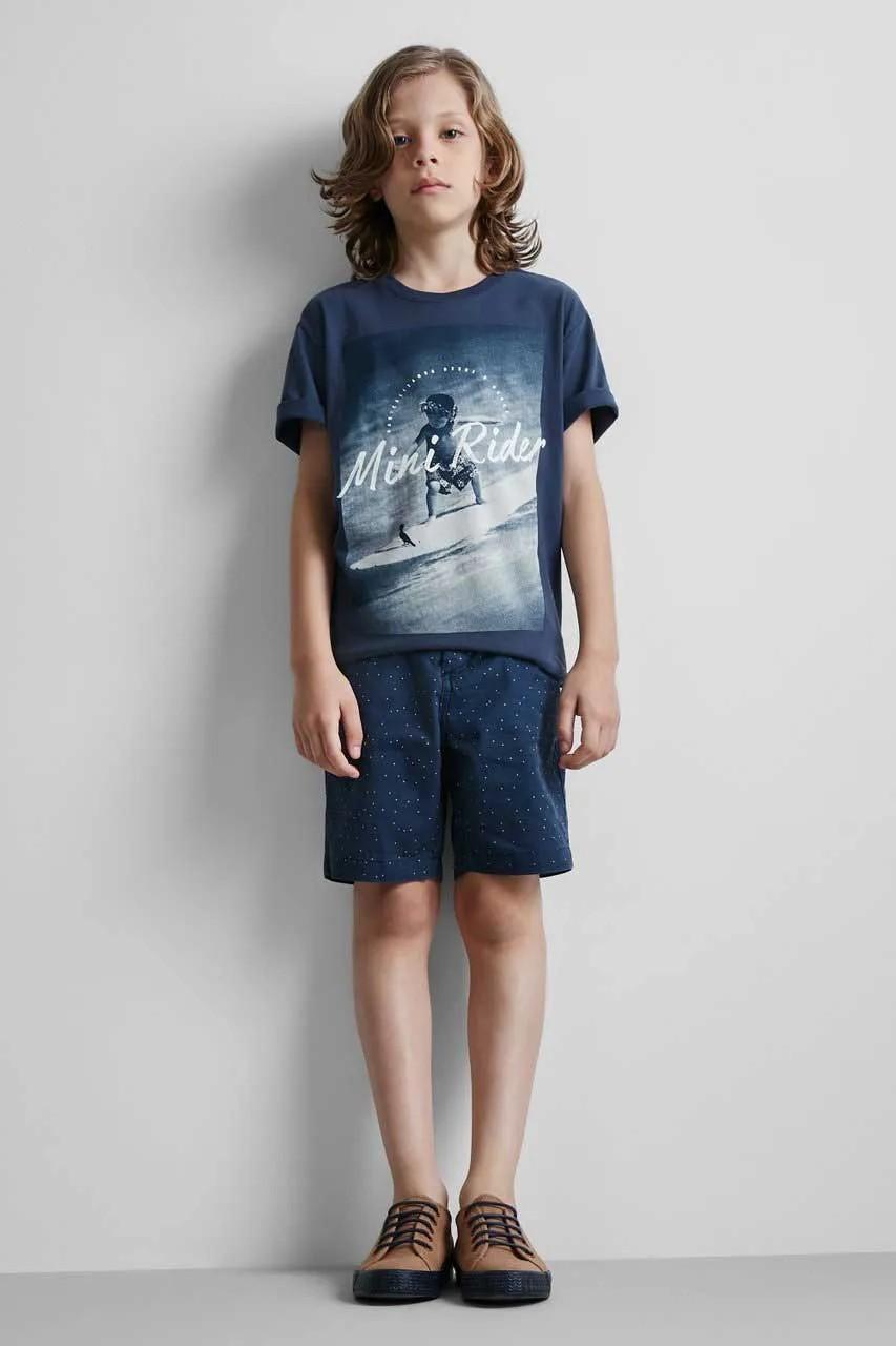 Camiseta Mini Rider Reserva Mini