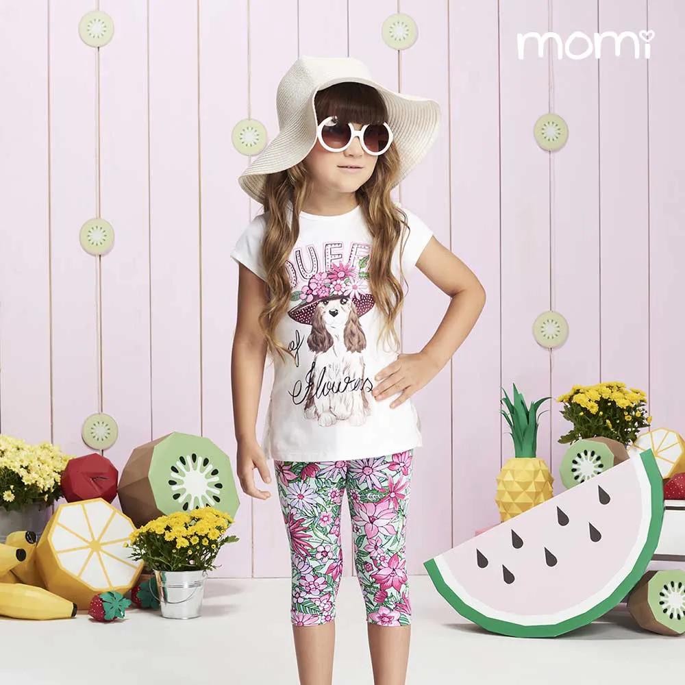 Conjunto BLusa e Legging Queen of Flowers - Momi