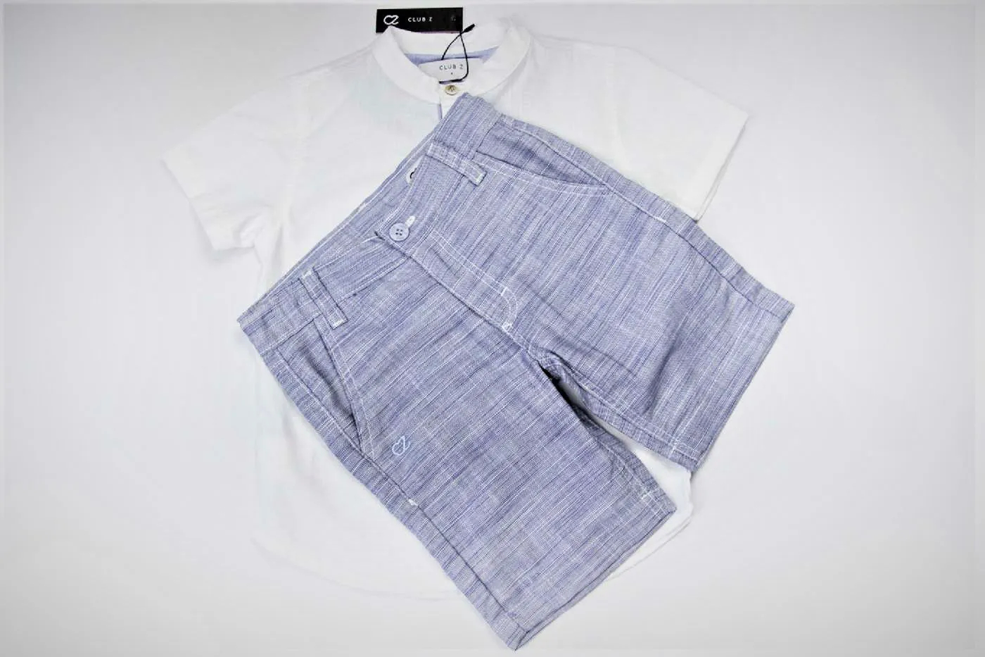 Conjunto Camisa C/Bermuda Flame Clube Z