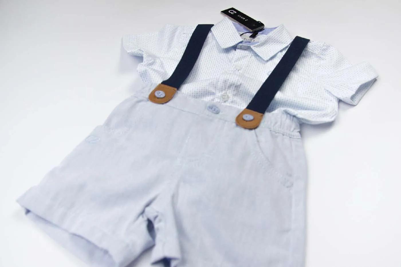 Conjunto Camisa Gravataria Clube Z