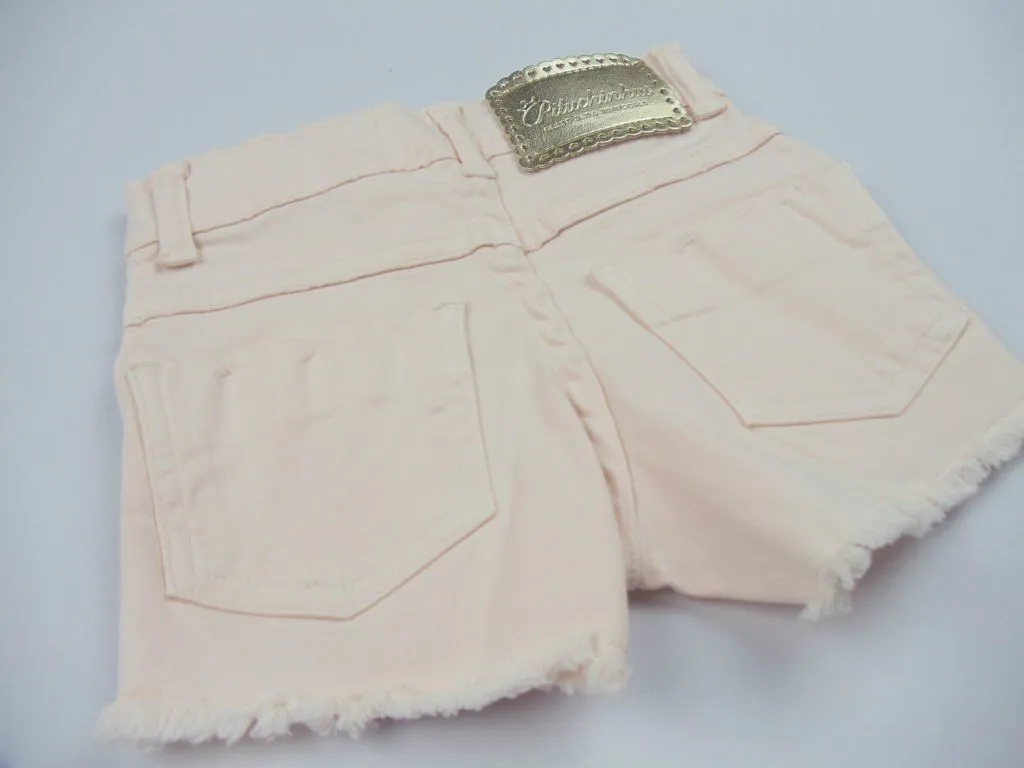 Saia Short Patches Pituchinhus Premium