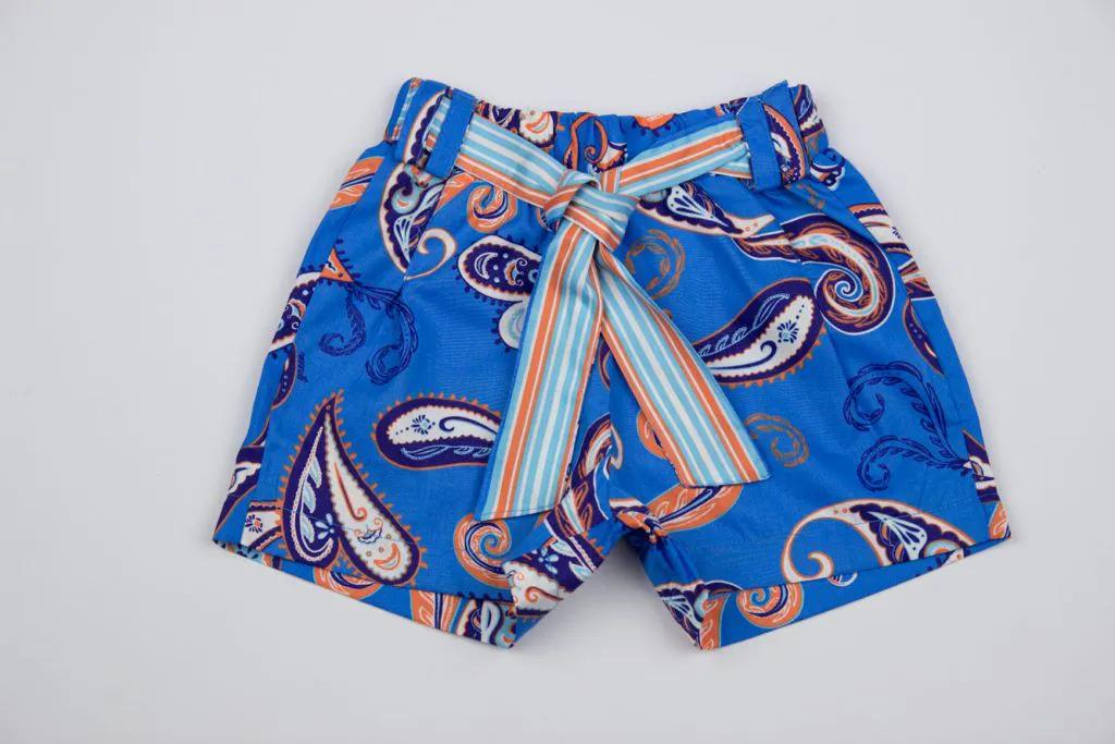 Shorts Chá Azul Green
