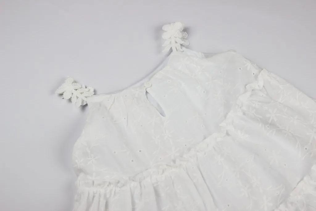 Vestido Bouquet Toddler Green