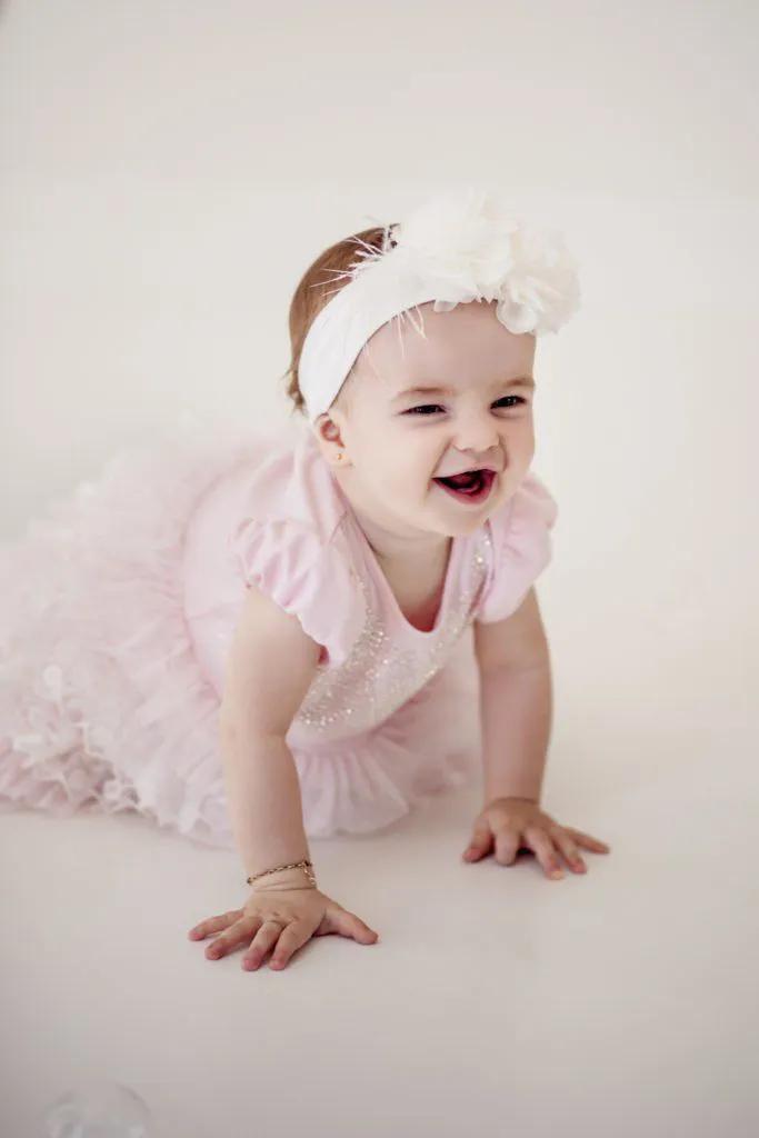 Vestido Cascata Babados e Renda Pituchinhus P mini