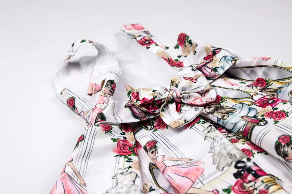 Vestido Conceito Longo Closset Pituchinhus Premium