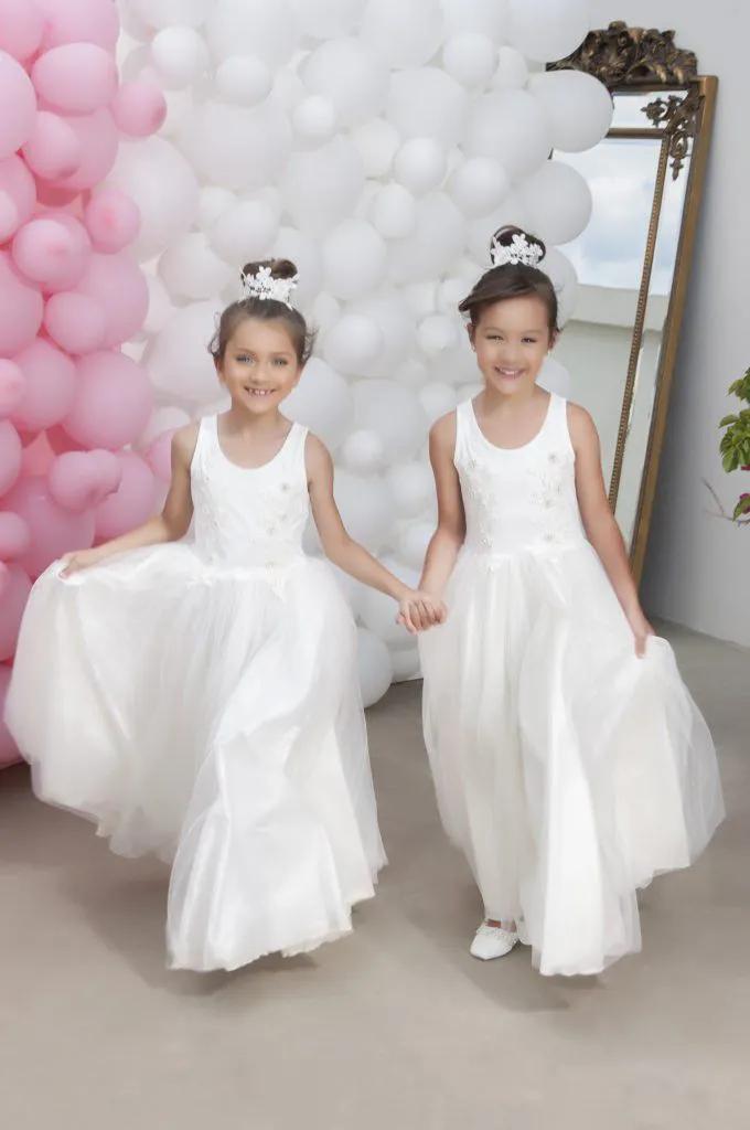 Vestido Conceito Longo Guippir Pituchinhus Premium