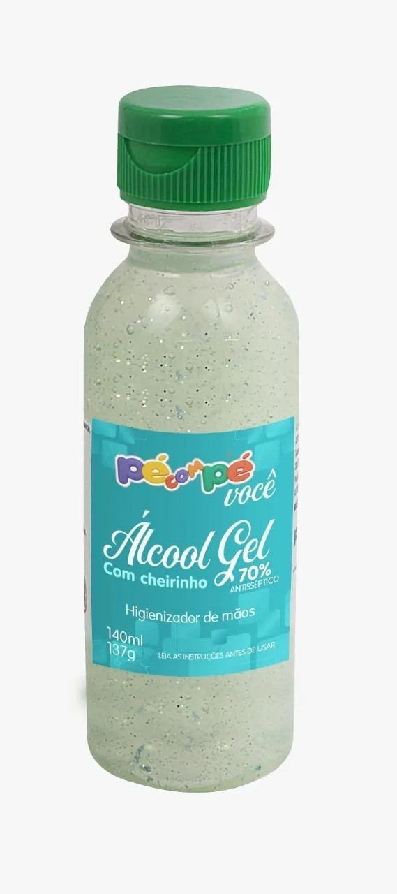 Álcool Gel 140ml