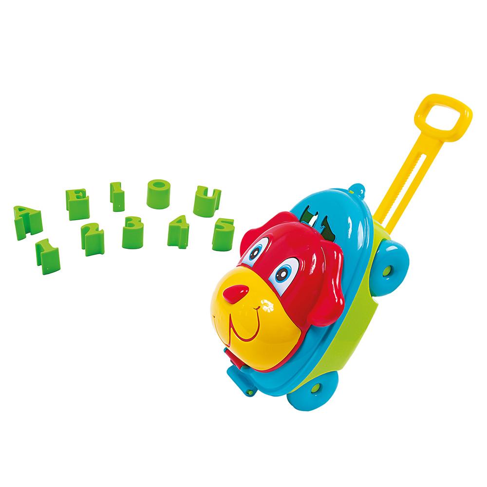 Baú Activity Dog Bs Toys