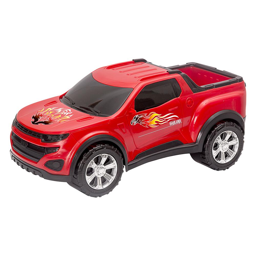 Carrinho de Roda Livre - Pick-Up Hytop